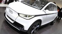 Audi A2 Studie auf der IAA 2011