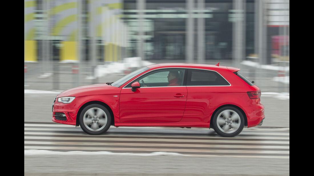 Audi A3 1.4 TFSI Ambition, Seitenansicht
