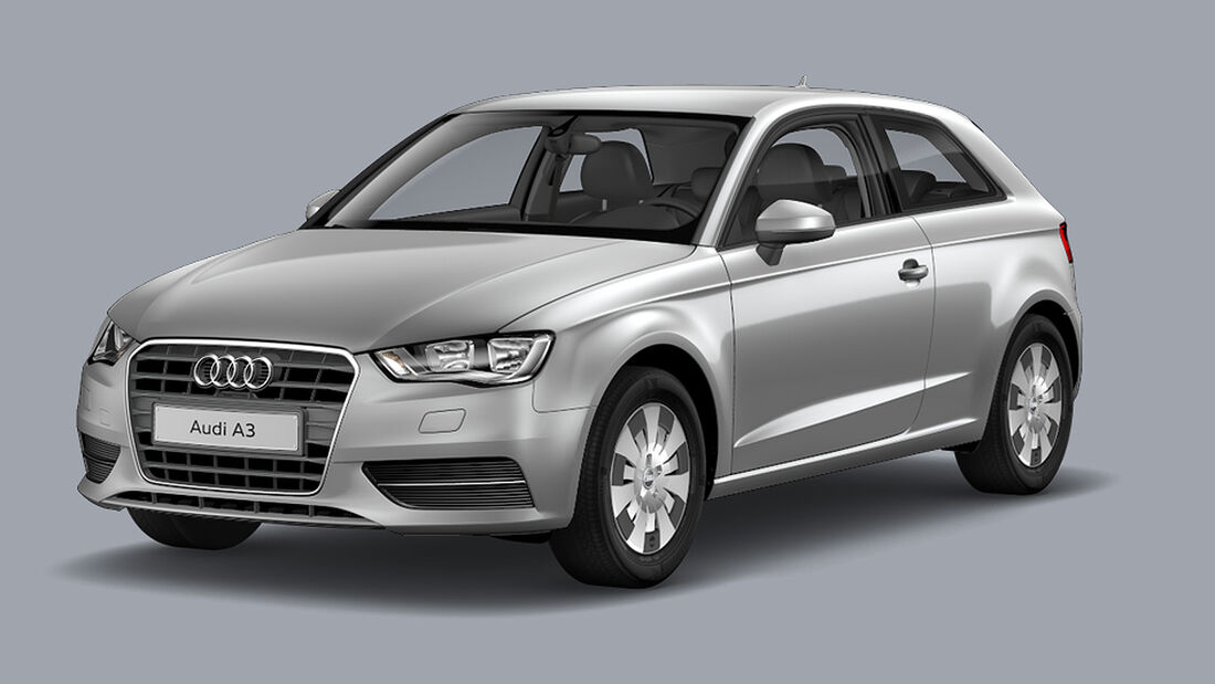 Audi A3 1.4 TFSI Attraction