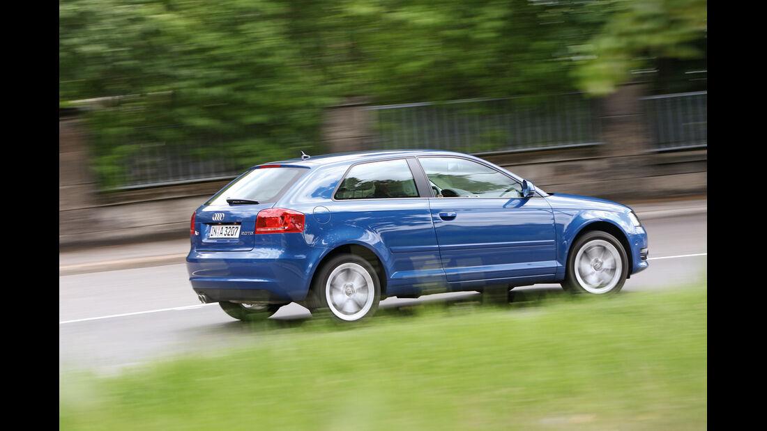 Audi A3 1.4 TFSI, Seitenbericht