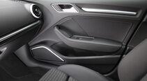 Audi A3 1.4 TFSI, Türinnenseite, Ablagefach