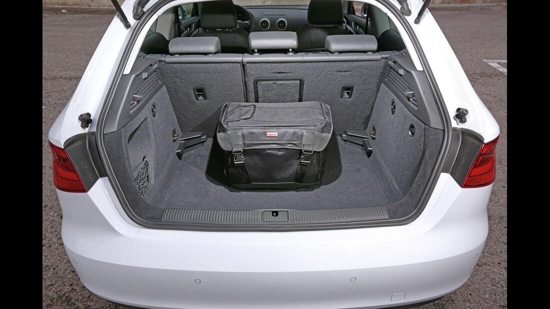 Audi A3 1.6 TDI Ultra, Kofferraum