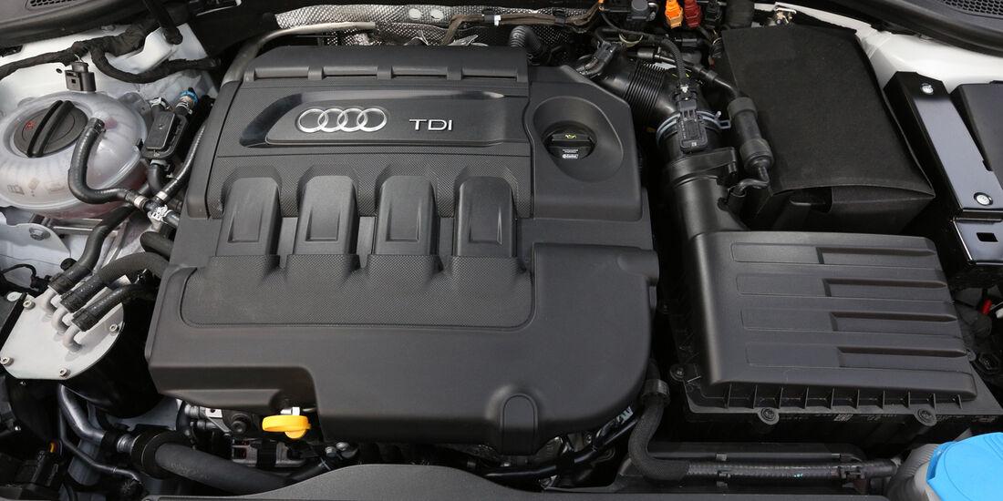 Audi A3 1.6 TDI Ultra, Motor