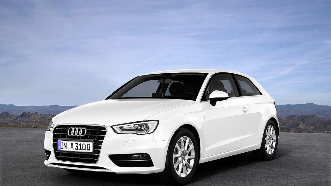 Audi A3 1.6 TDI ultra, 08/2013