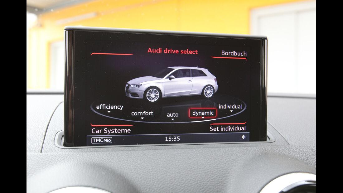 Audi A3 1.8 TFSI, Auto drive select