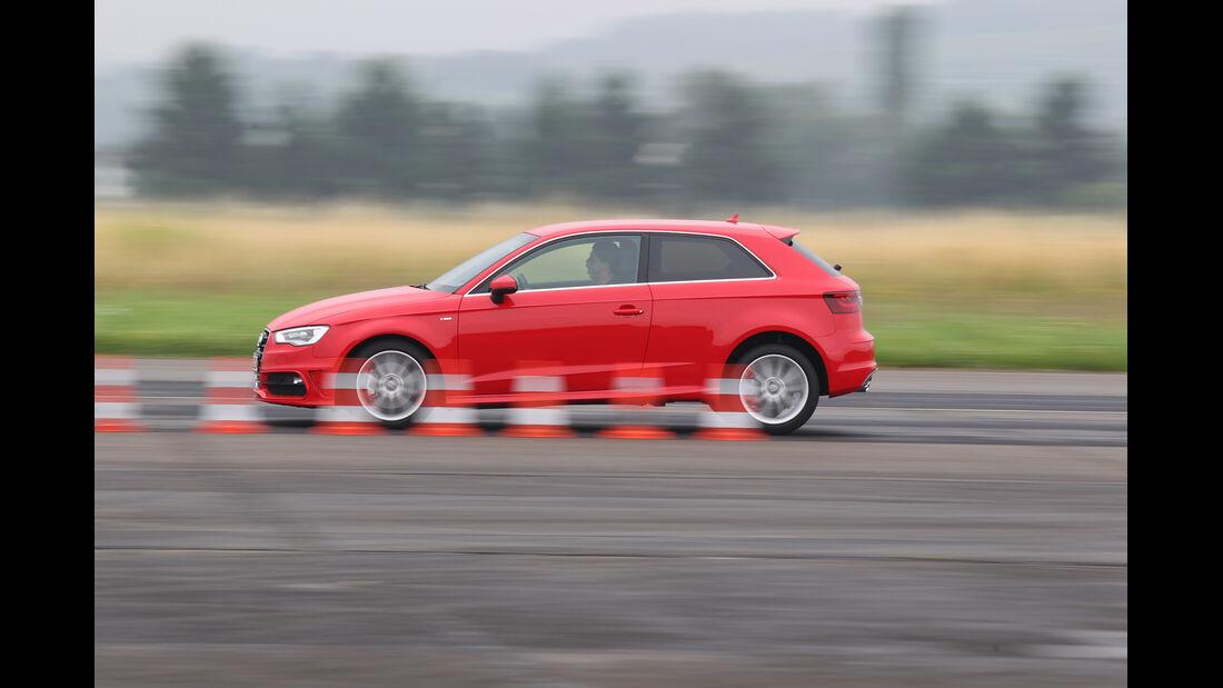 Audi A3 1.8 TFSI, Bremstest