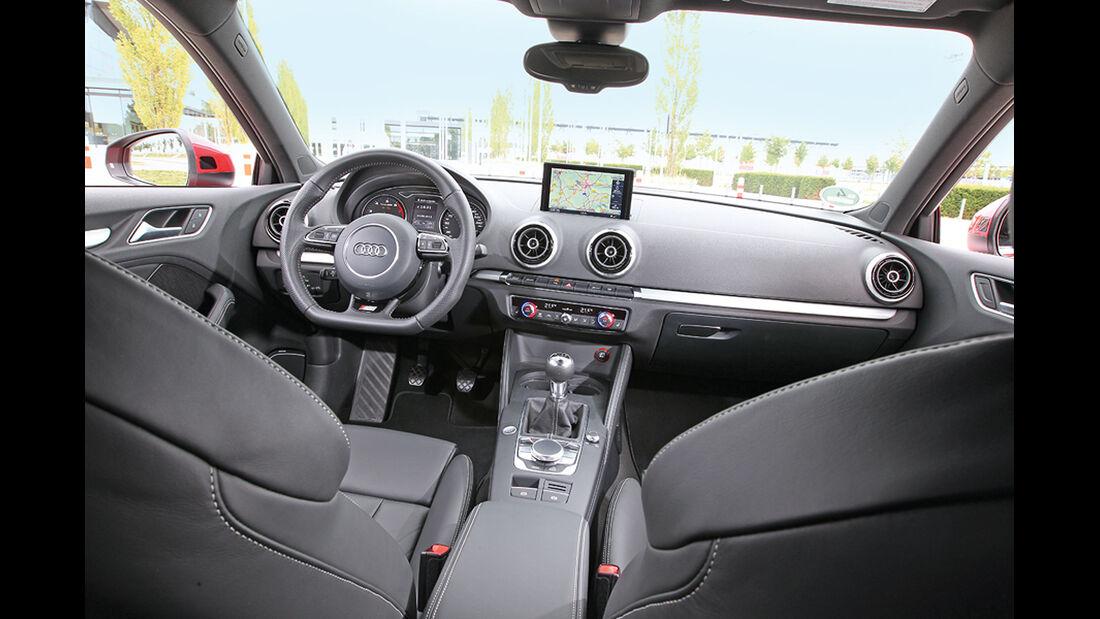 Audi A3 1.8 TFSI, Cockpit