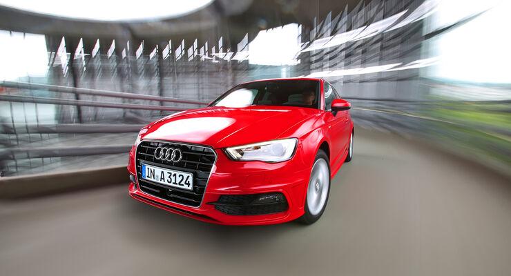 Audi A3 1.8 TFSI, Frontansicht