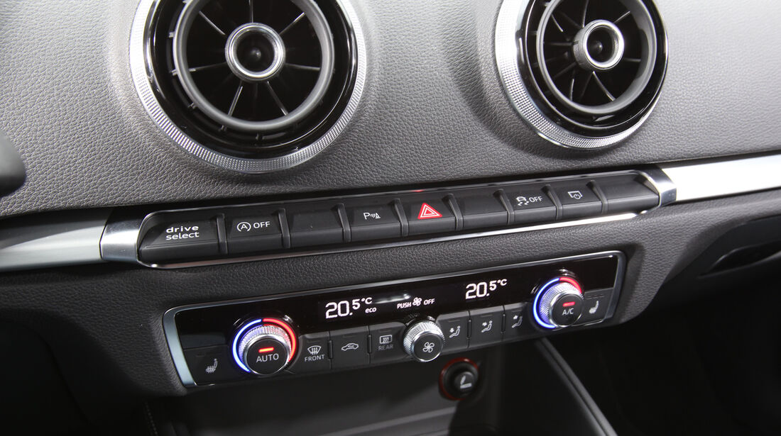 Audi A3 1.8 TFSI, Radio