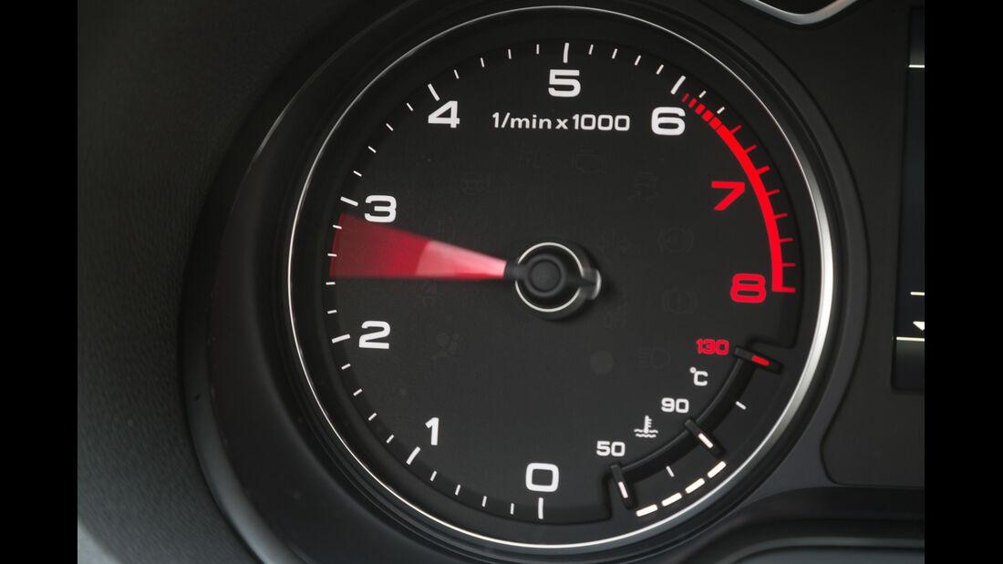 Audi A3 1.8 TFSI, Rundinstrument