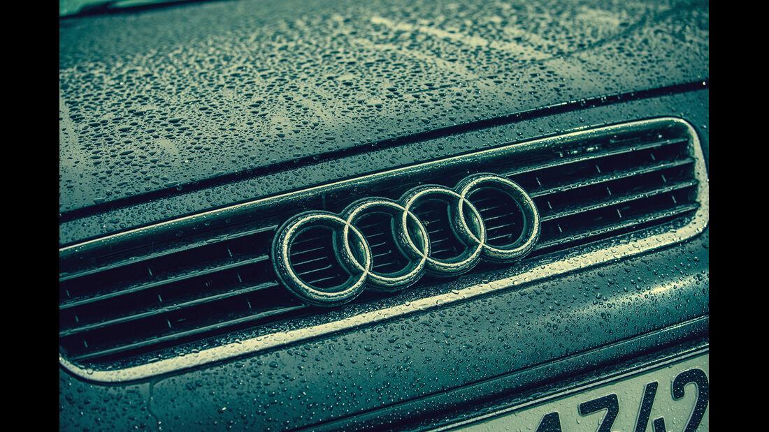 Audi A3 1.9 TDI, Kühlergrill