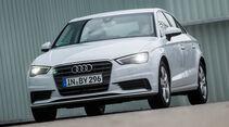 Audi A3 2.0 TDI, Frontansicht