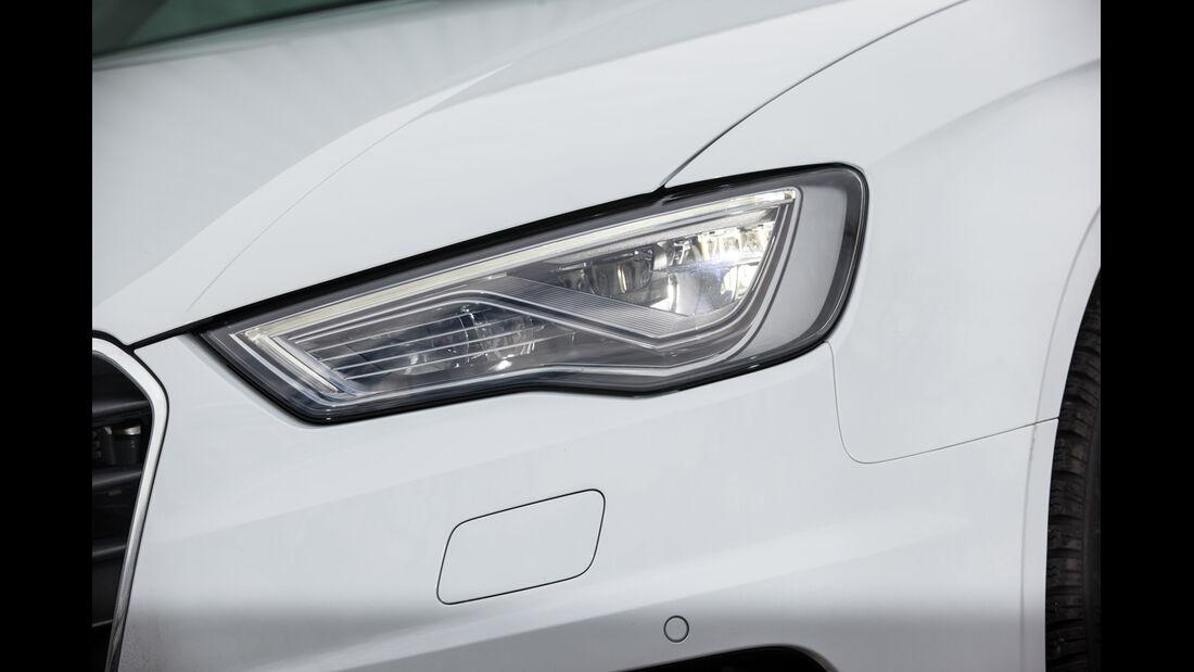 Audi A3 2.0 TDI, Frontscheinwerfer