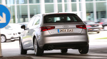 Audi A3 2.0 TDI, Heckansicht