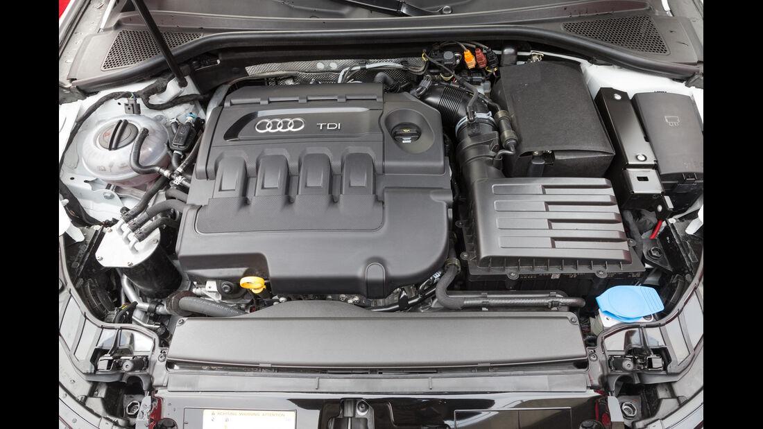 Audi A3 2.0 TDI, Motor