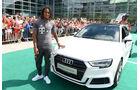 Audi A3 2.0 TDI Sportback - Renato Sanches - FC Bayern München - Dienstwagen