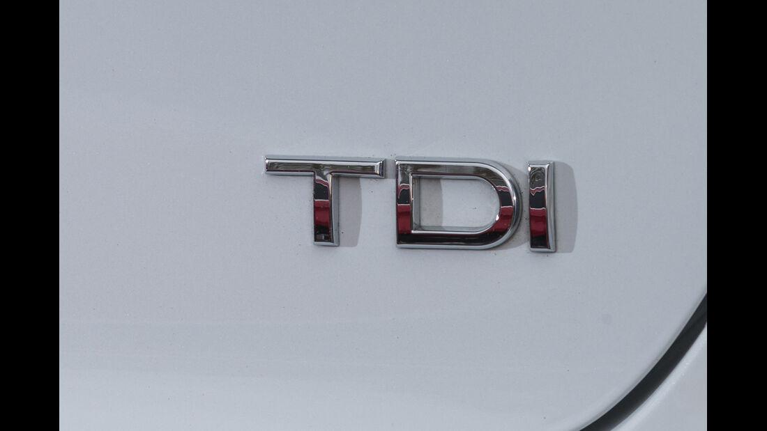 Audi A3 2.0 TDI, Typenbezeichnung