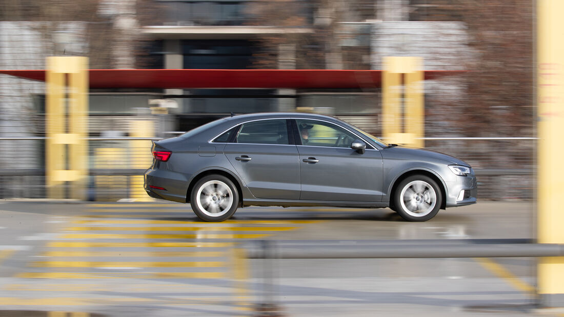 Audi A3 35 TDI Limousine Sport, Exterieur
