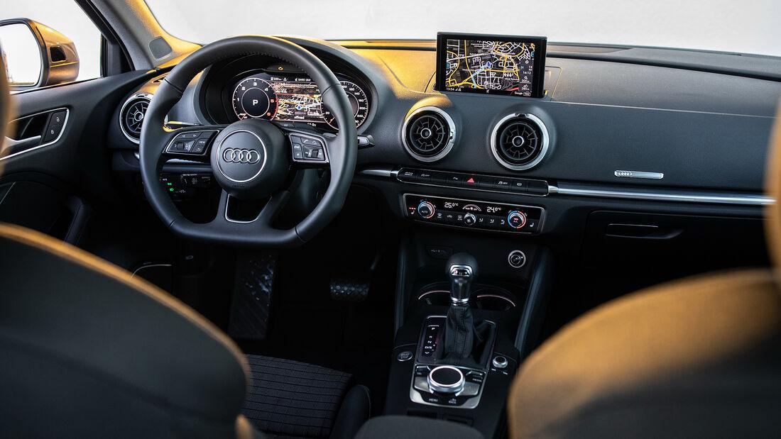 Audi A3 35 TDI Limousine Sport, Interieur