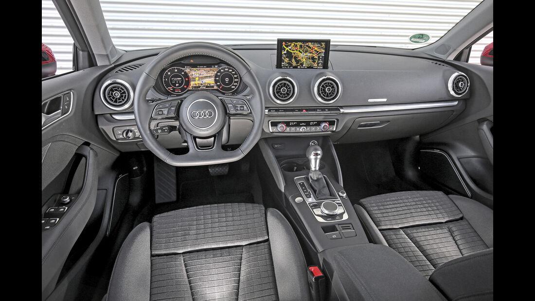 Audi A3 35 TDI Sportback, Interieur