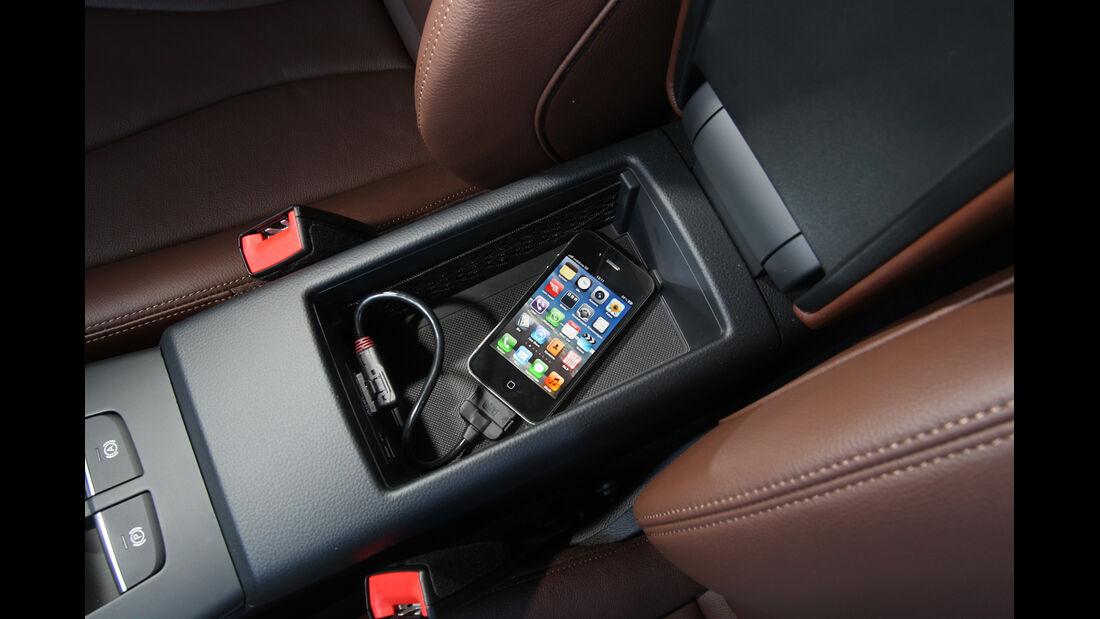 Audi A3, Ablagefach, Ablagemöglichkeit