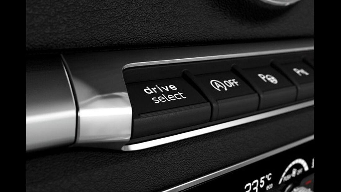 Audi A3, Audi Drive Select