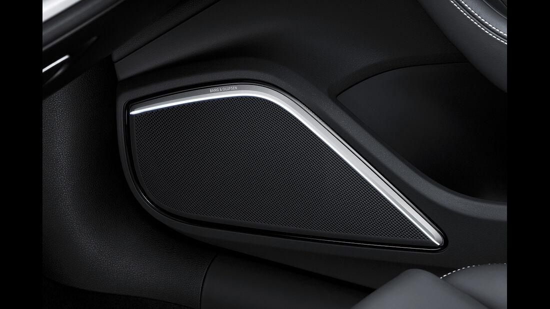 Audi A3, Audioanlage Bose