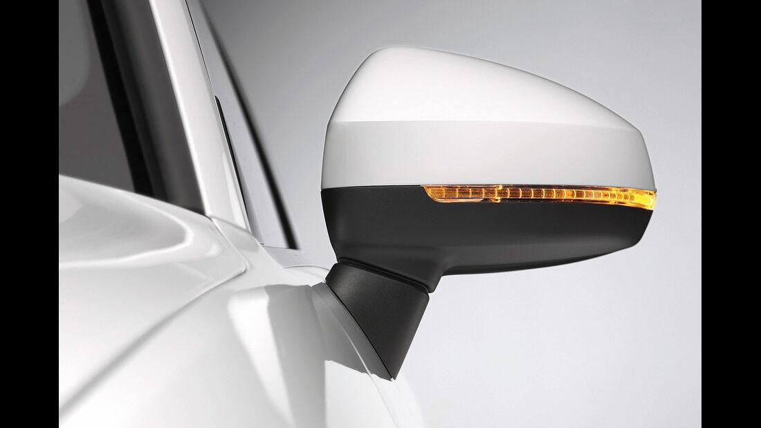 Audi A3, Außenspiegel