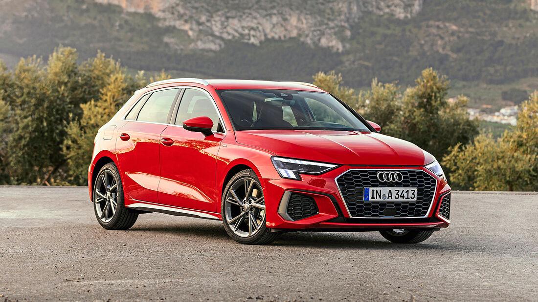 Audi A3, Autonis 2020