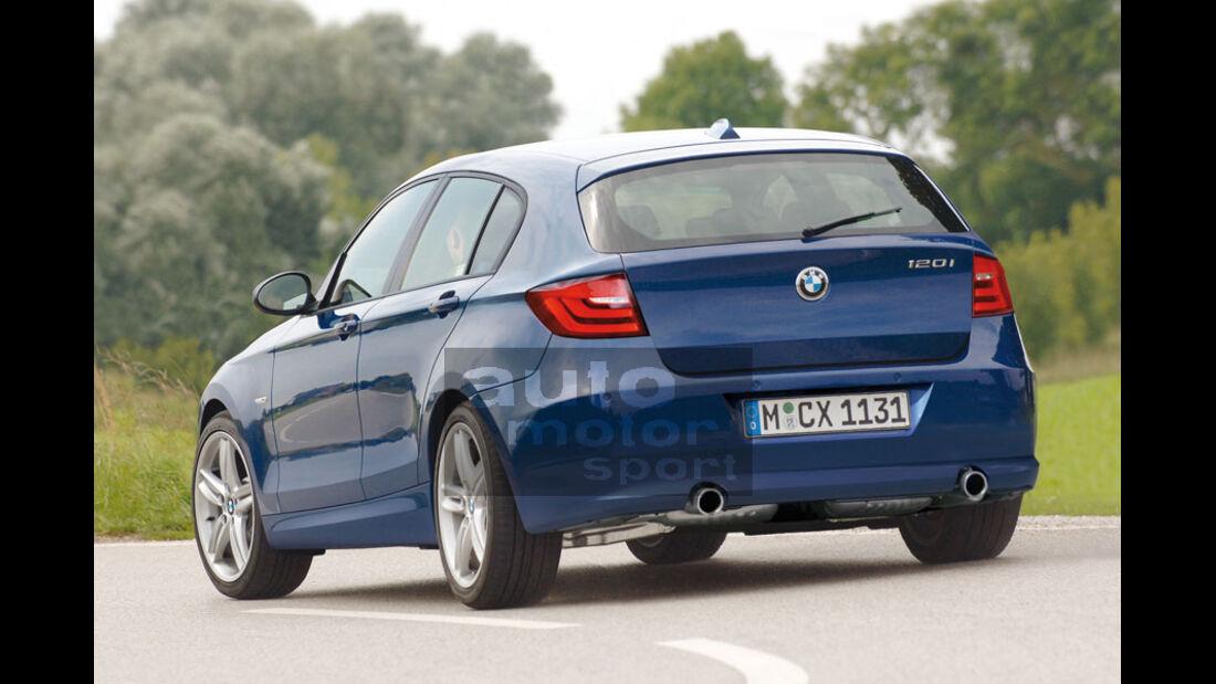 Audi A3, BMW 1er