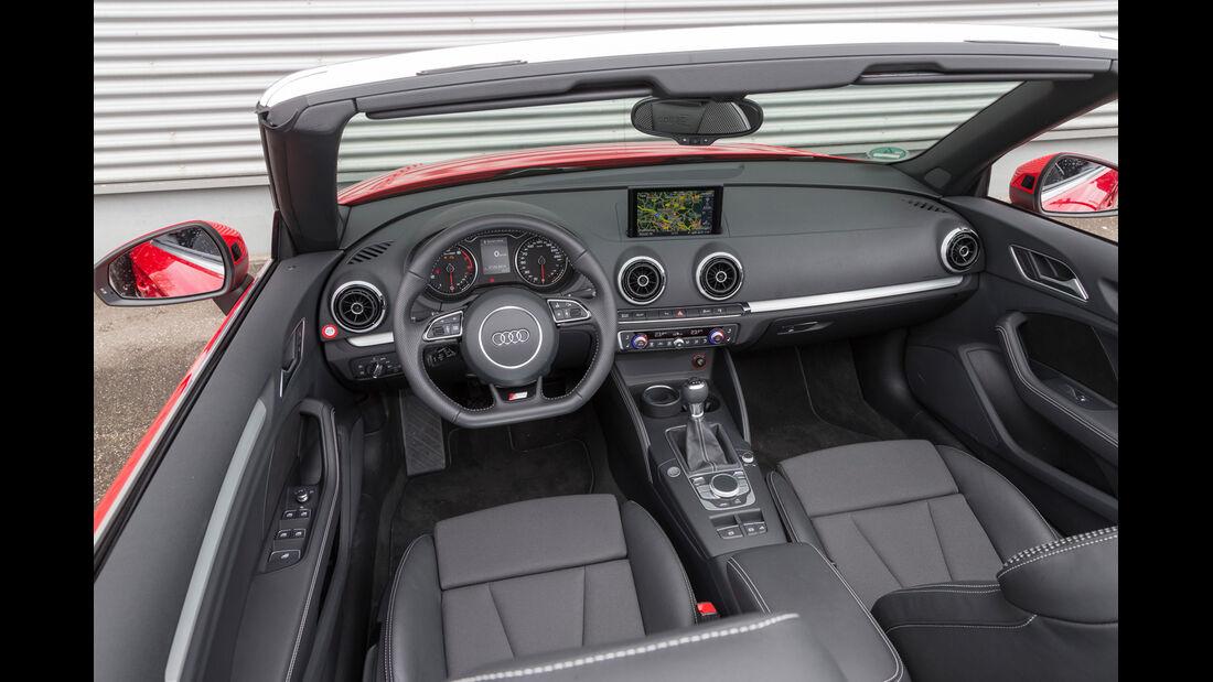 Audi A3 Cabrio 1.8 TFSI, Cockpit