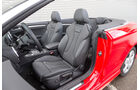 Audi A3 Cabrio 1.8 TFSI, Fahrersitz