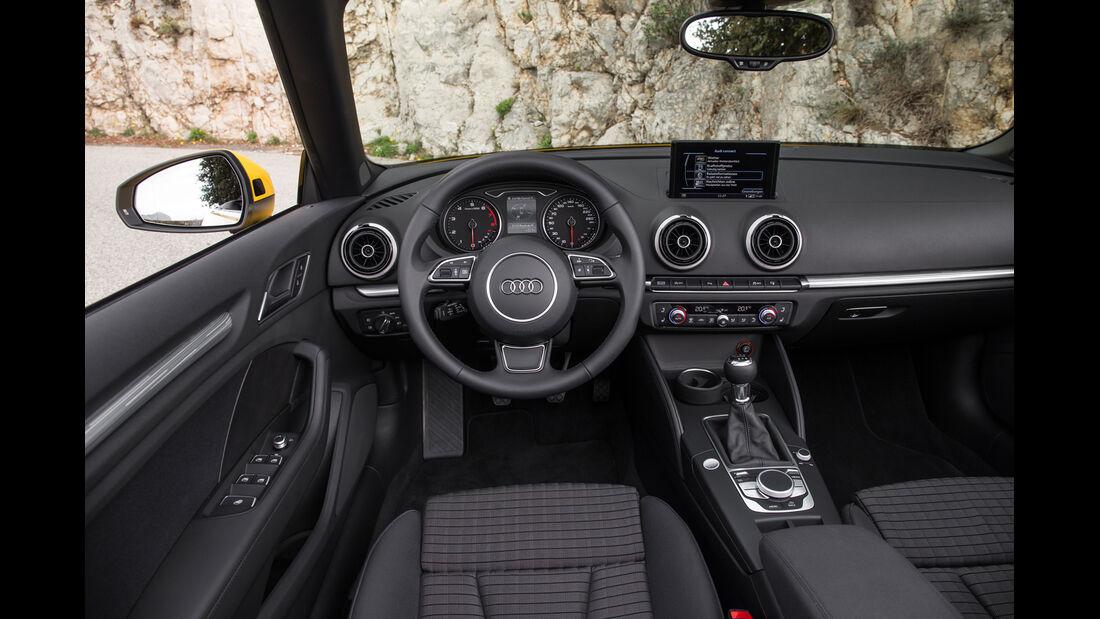 Audi A3 Cabriolet 1.4 TFSI, Cockpit