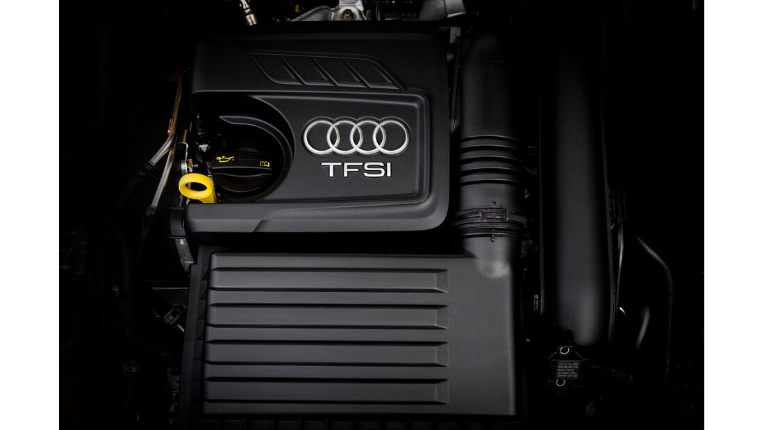 Audi A3 Cabriolet 1.4 TFSI, Motor