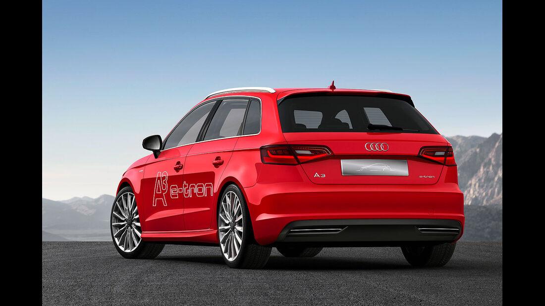 Audi A3 E-Tron Plug-in-Hybrid