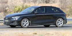 Audi A3 Erlkönig