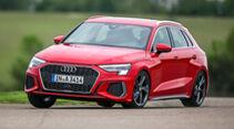 Audi A3, Exterieur