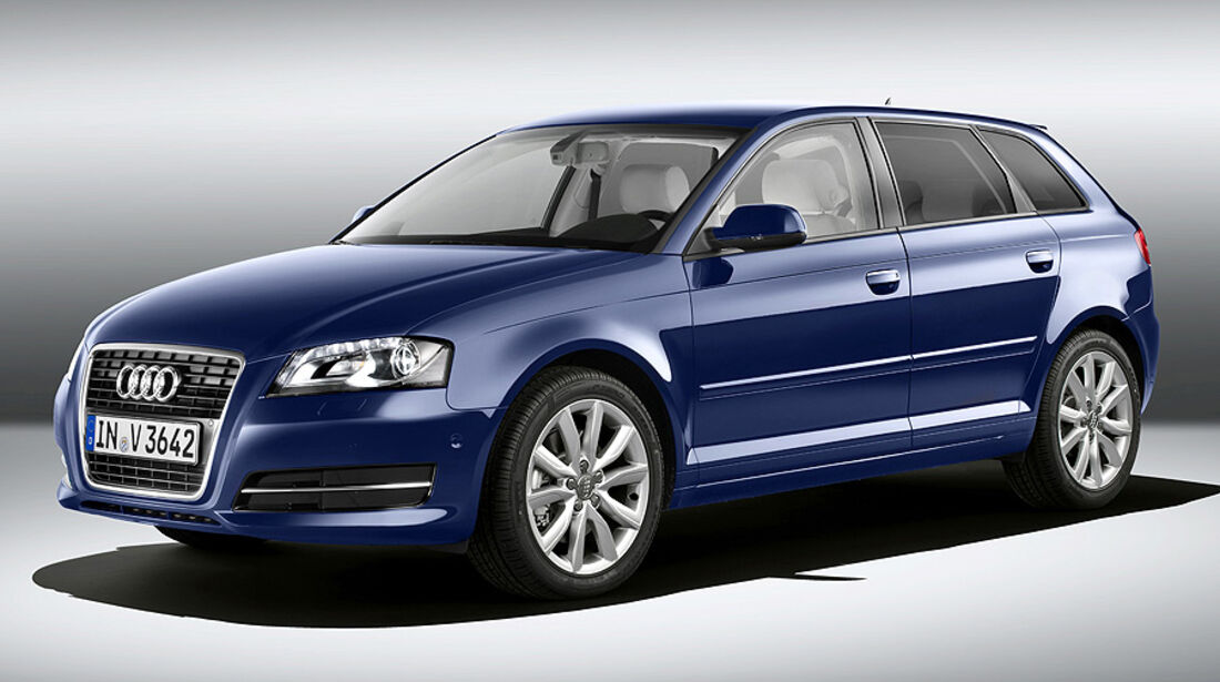 Audi A3, Facelift