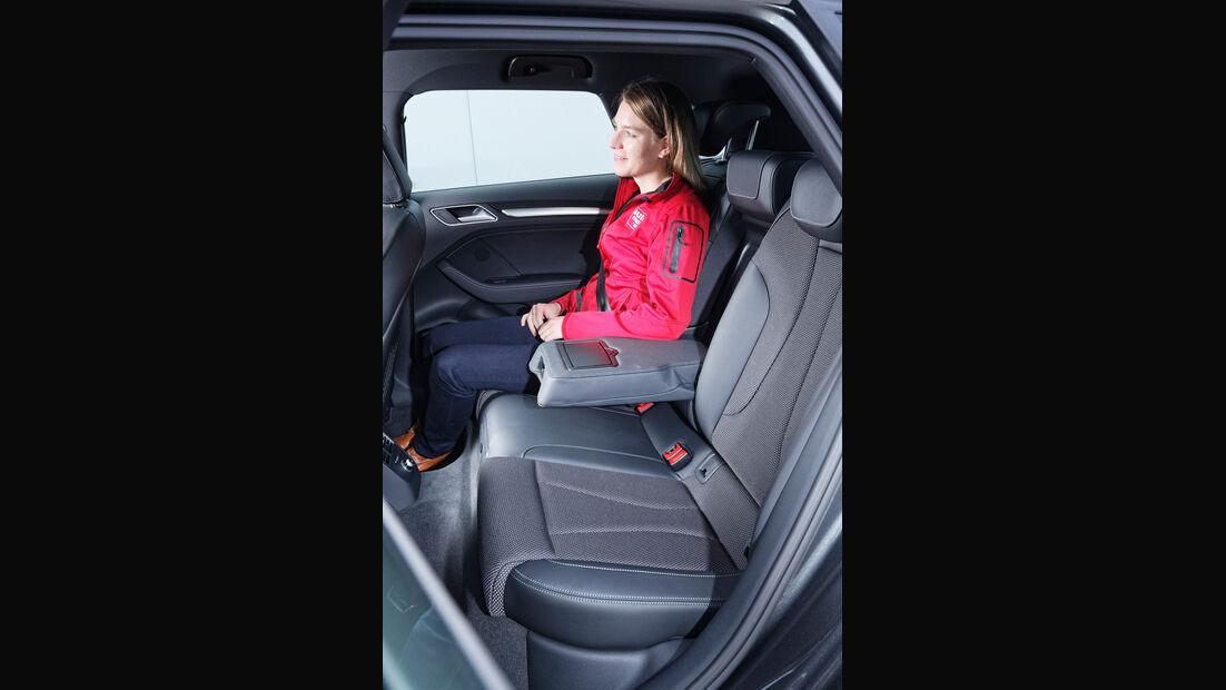 Audi A3, Fondsitz