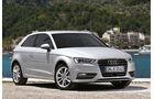 Audi A3, Frontansicht