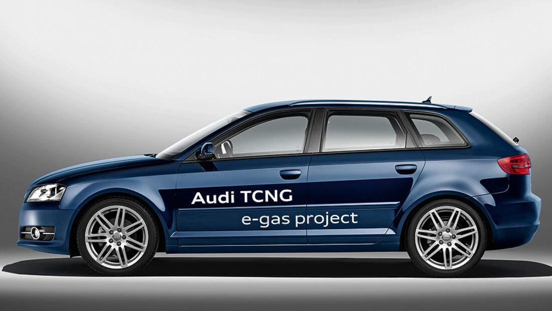Audi A3 Gasantrieb