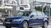 Audi A3, Gasantrieb