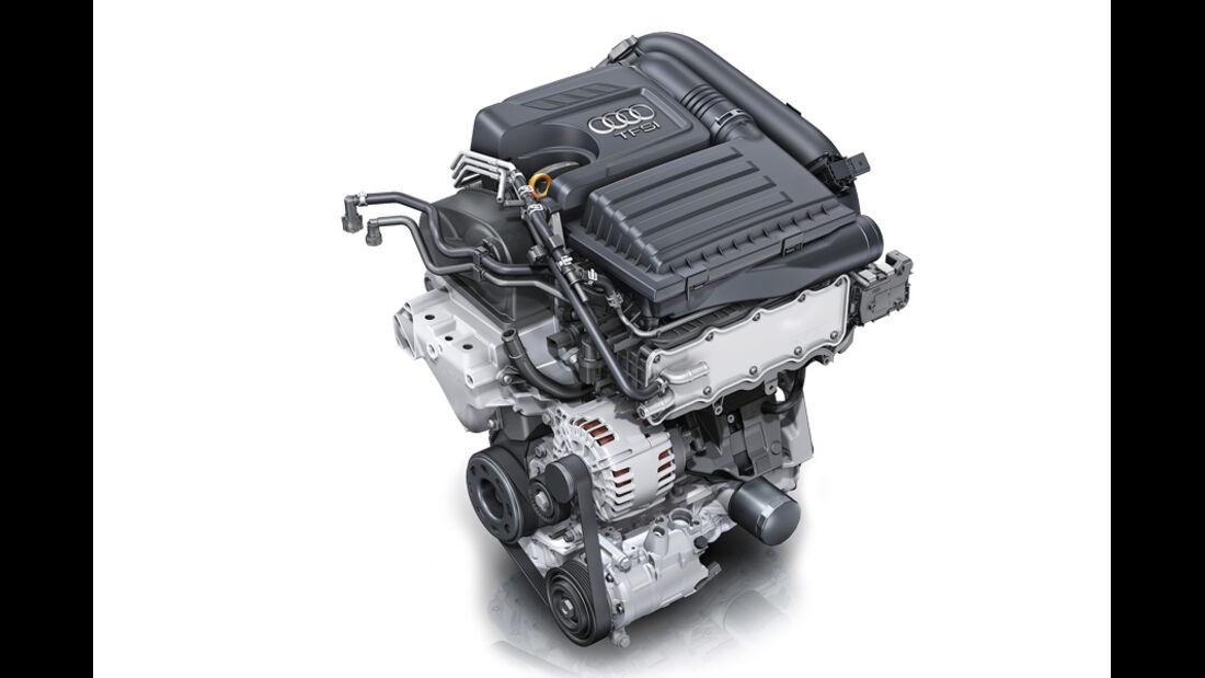Audi A3, Grafik, Motor