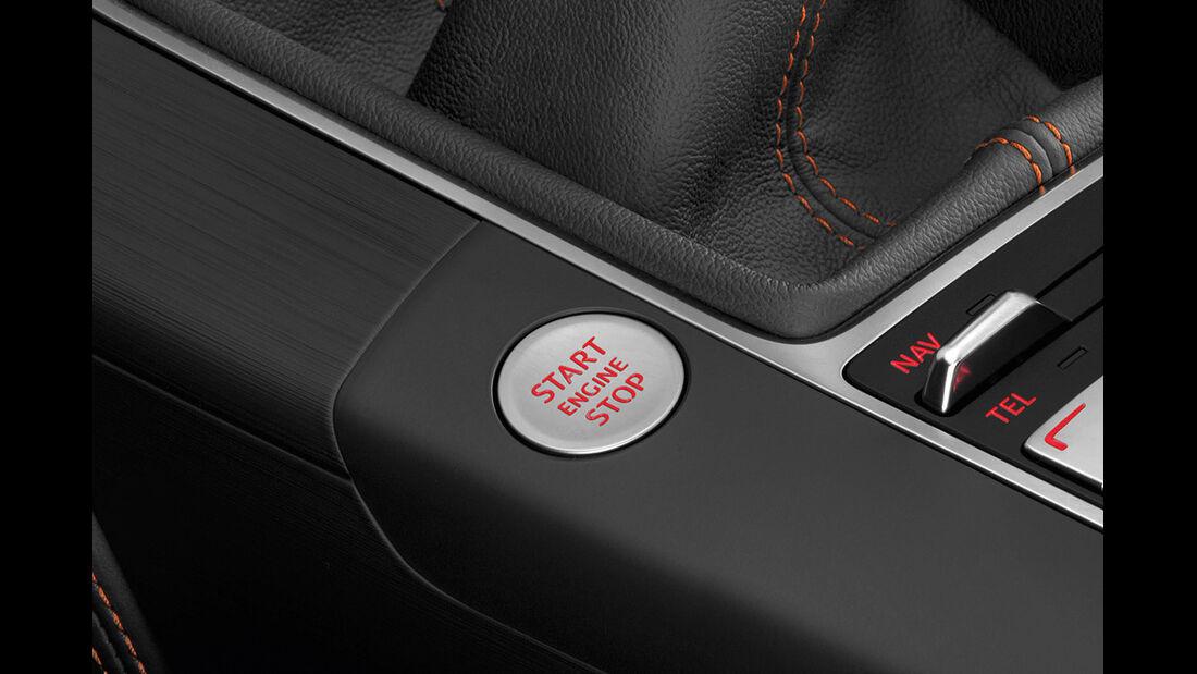 Audi A3, Komfortschlüssel
