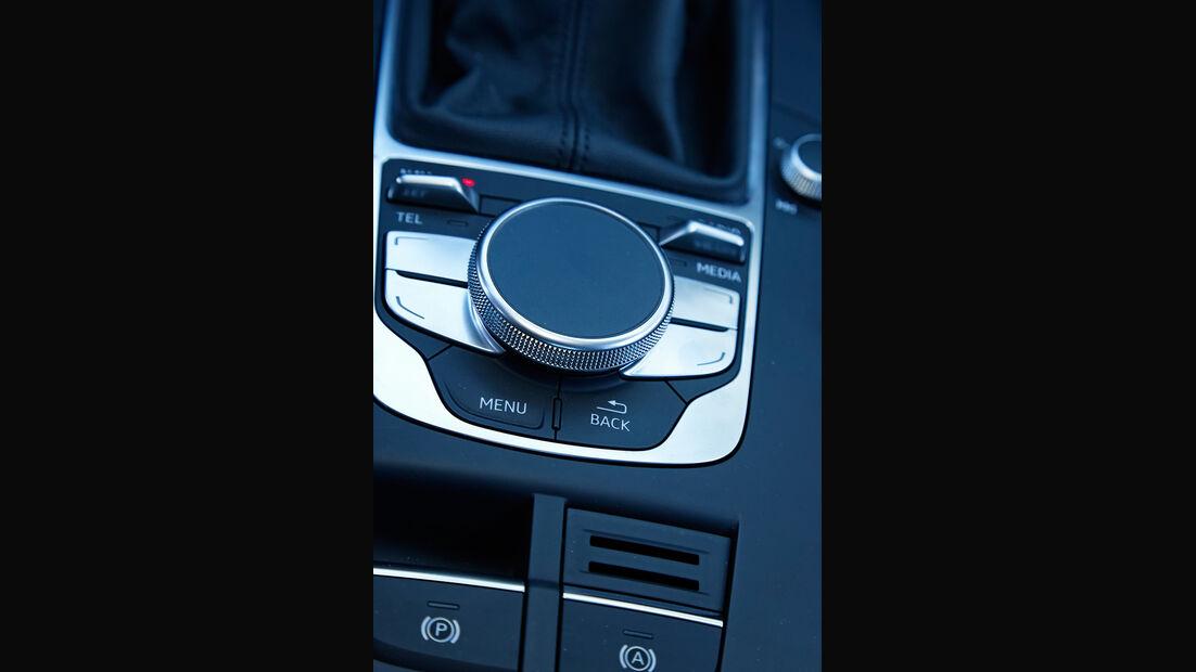 Audi A3 Limousine 1.4 TFSI, Drehrad