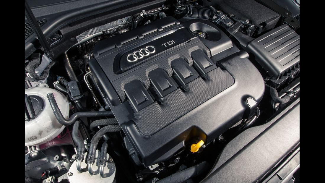Audi A3 Limousine 1.6 TDI Ultra, Motor