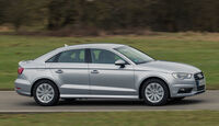 Audi A3 Limousine 1.6 TDI Ultra, Seitenansicht