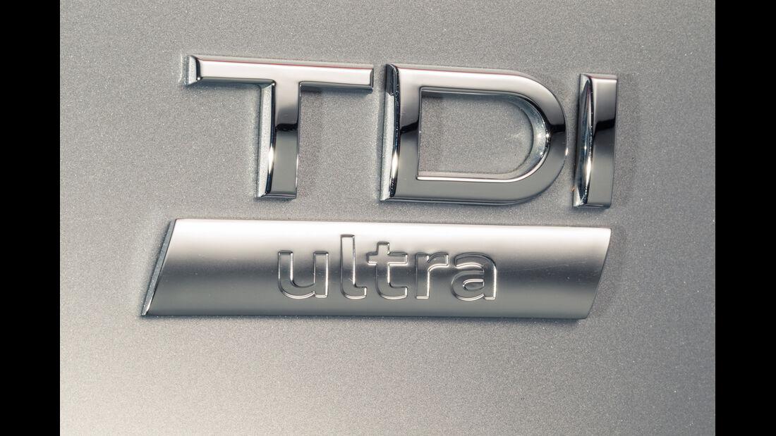 Audi A3 Limousine 1.6 TDI Ultra, Typenbezeichnung