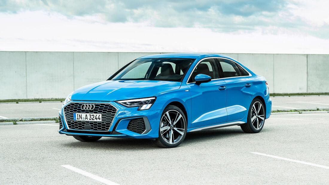 Audi A3 Limousine (2020) im Fahrbericht - auto motor und sport