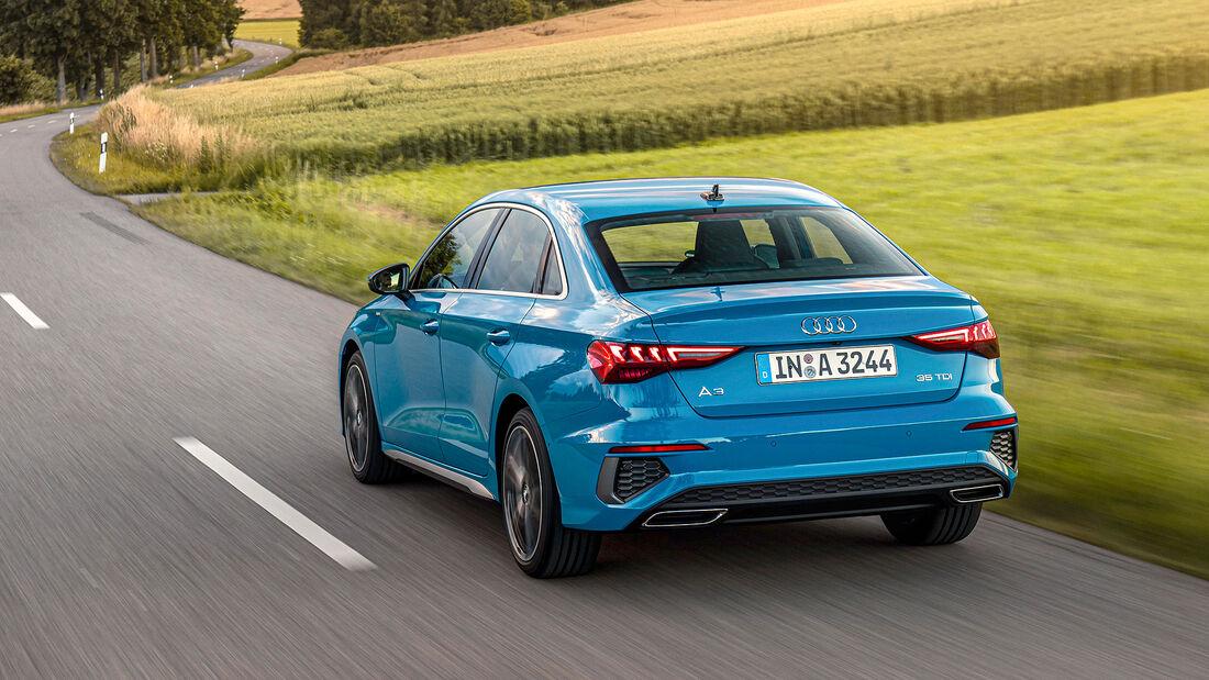 Audi A3 Limousine (2020), Fahrbericht